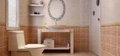 卫生间墙贴效果图,展现不一样的效果!
