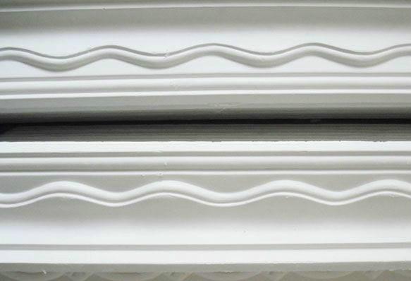 石膏线条安装技巧