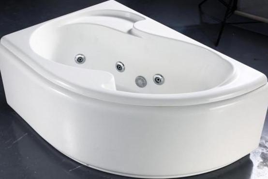 浴缸的尺寸之圆形浴缸