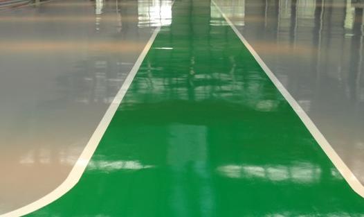 地坪漆价格施工工艺介绍