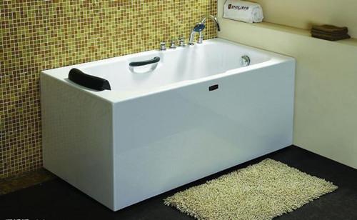 浴缸什么材质好之铸铁浴缸