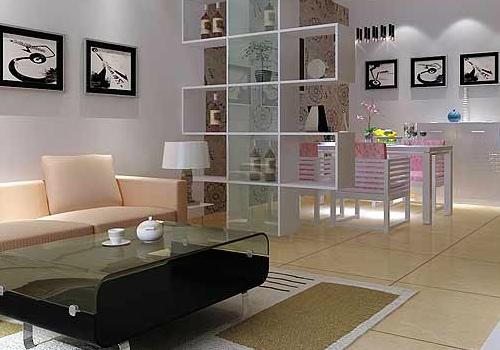 客厅装饰效果图