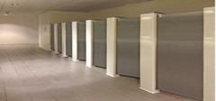卫生间隔断需要用哪些材料?