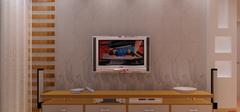 客厅背景墙,如何选购称心如意的墙纸?