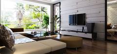 韩式客厅装修设计,梦境制造!