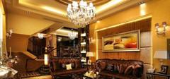 经典的新古典布艺风情,迷人的古典沙发