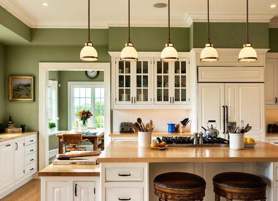 厨房灯饰选择