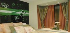 窗帘布艺的主要分类和选购方法