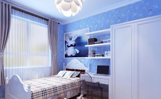 小空间卧室装修