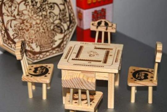 木制工艺品家具