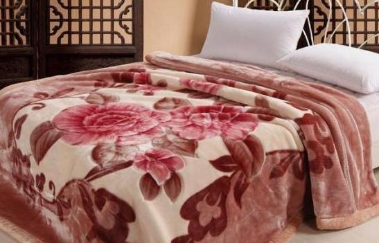 床品毛毯材质
