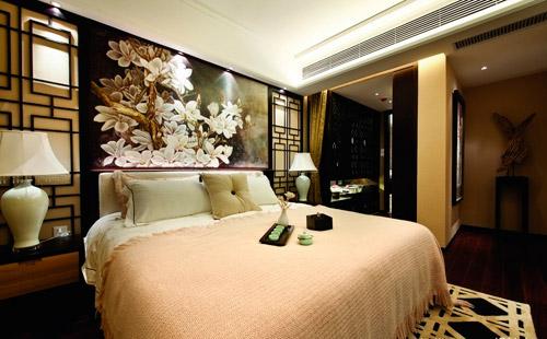 中式卧室装饰