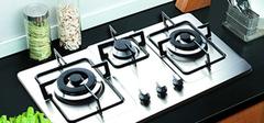 厨房灶具如何清洁?