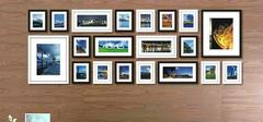 相片墙如何安装?