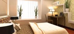 小空间卧室装修,拓展空间妙招!