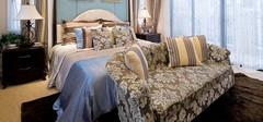 北欧风格客厅窗帘是如何选择的?