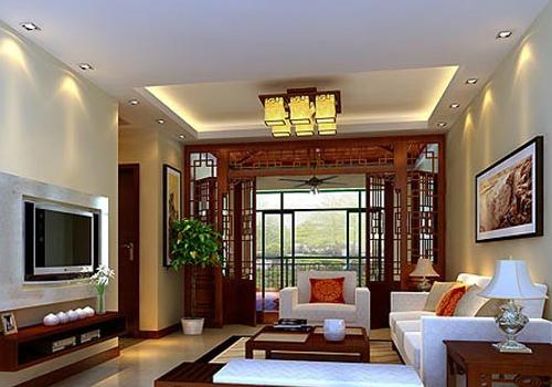 客厅装修设计效果图