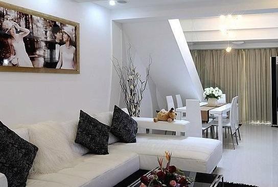 韩式客厅装修设计