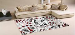 地毯的作用及选购技巧