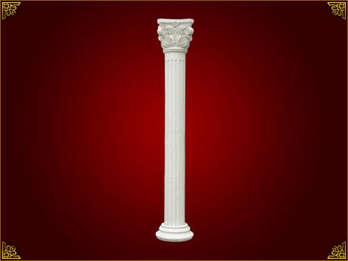 罗马柱模具安装流程