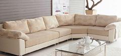 布艺沙发清洗,如何清洗最干净?