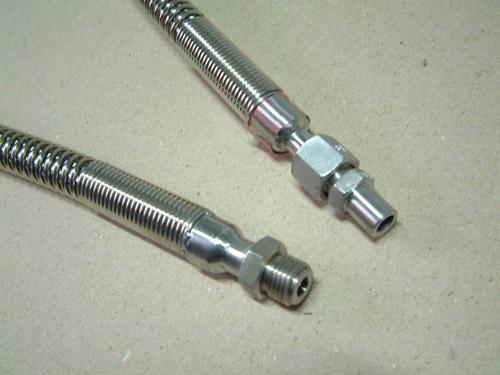 金属软管接头的类别有哪些