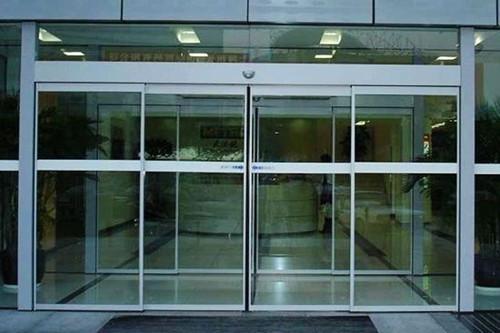 玻璃门地弹簧价格以及安装的知识