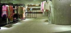 服装店装修,吸引顾客的装修风格!