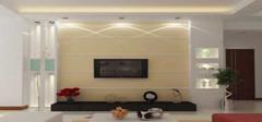 客厅电视背景墙的装修方式有哪些?