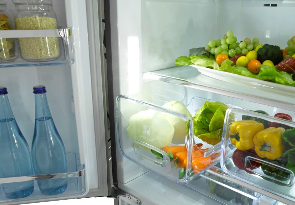 冰箱除异味的方法