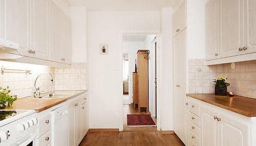 白色家具保养方法二:甘油法