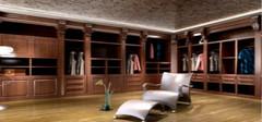 整体衣柜的优点  整体衣柜的选购技巧