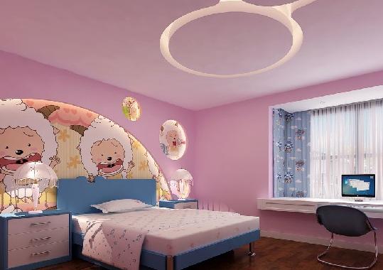儿童房吊顶