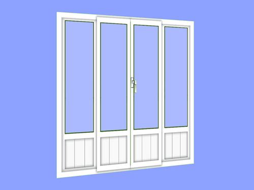 塑钢窗的作业条件有哪些呢