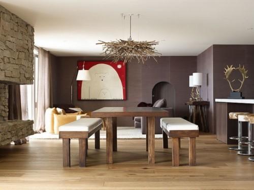 木质家具清洁之禁忌