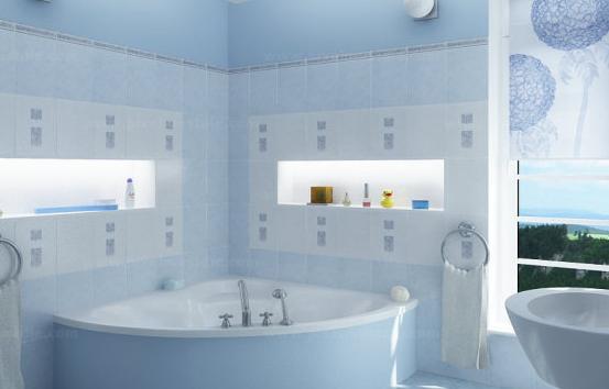 小户型浴室装修