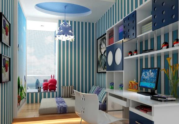 房间设计效果图