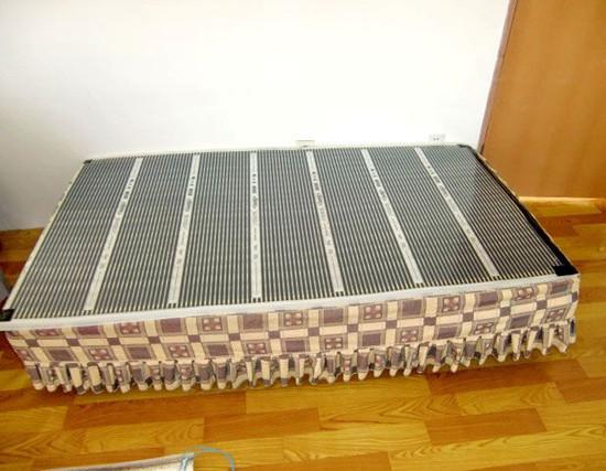 电热膜地暖优缺点之电热膜地暖优势