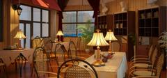 餐厅装修风格有哪些?