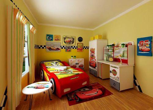 个性纸家具儿童书桌椅设计