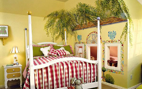 创意楼梯造型的儿童床设计