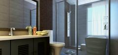 卫生间隔断材料有哪些?其特点又是什么?