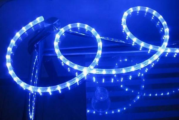 LED灯带的接线方法