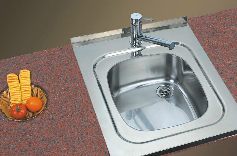 厨房单槽水槽