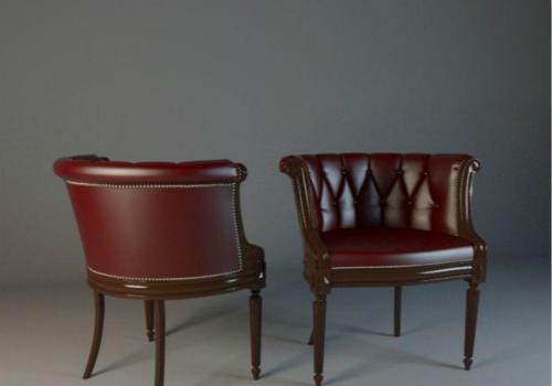 沙发椅效果图