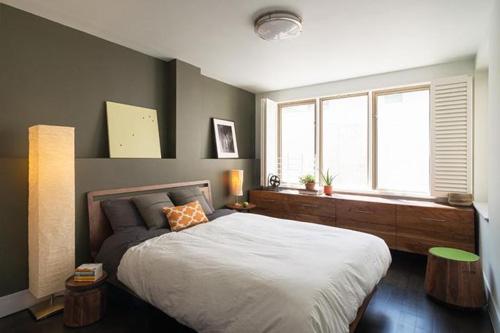 卧室风水之卧室颜色搭配