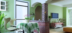 田园风格居室装修,自然风格流派!