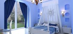地中海风格家居装修,来自大海的点缀!