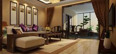 新中式风格样板房分享,演绎传统与时尚