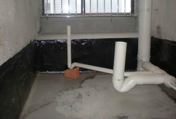 厨卫防水工作